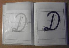 Учимся писать буквы :: Статьи Фестиваля «Открытый урок»
