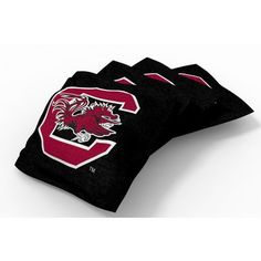 Wild Sports University of South Carolina Beanbag Set Black - Outdoor Games And Toys, Outdoor Games at Academy Sports