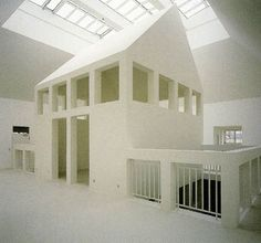 Oswald Mathias Ungers, Architecture Museum, Frankfurt