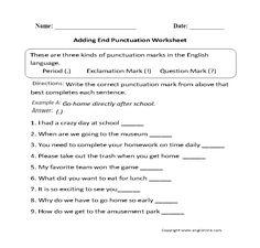 choosing punctuation marks worksheet board punctuation worksheets. Black Bedroom Furniture Sets. Home Design Ideas