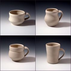 Emily Murphy has this great exploration of mug forms.