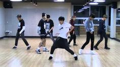 BTS 'Dope' mirrored Dance Practice [eng sub] - YouTube