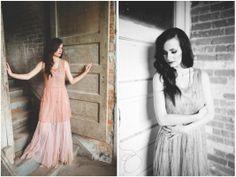 Warehouse Styled Shoot | Free People Wedding Dress | Kylee Ann Photography | Logan Utah Wedding Photographer