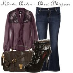 Melinda Gordon - Ghost Whisperer