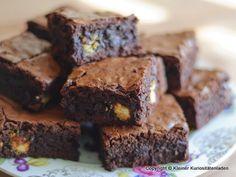 Triple chocolate Brownies oder die mit Abstand leckersten Brownies überhaupt!