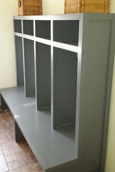 Mud room locker units  Entry way locker units by GarrettsLockers, $1175.00