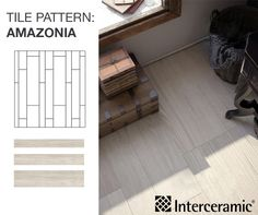 Interceramic is a world leader in Ceramic, Porcelain and Natural Stone tiles used in floor and wall applications. World Leaders, Stone Tiles, Tile Patterns, Tile Floor, Flooring, Mini, Wall, Inspiration, Home