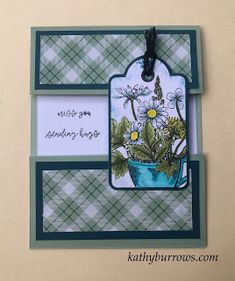 Snips, Snaps, and Scraps: June Stamp of the Month blog hop - Garden Tags Handmade Headbands, Valentine Day Cards, Valentines, Handmade Journals, Heart Cards, Close To My Heart, Halloween Cards, Scrapbook Pages, Scrapbooking