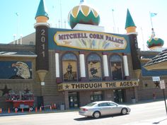 Corn Palace, Mitchell, South Dakota (photo by Saving the Best for Last)