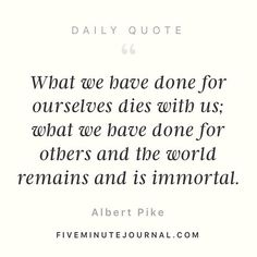 Morning inspiration with the Wise Quotes, Daily Quotes, Quotes To Live By, Motivational Quotes, Inspirational Quotes, Albert Pike, Fabulous Quotes, Morning Inspiration, Human Emotions