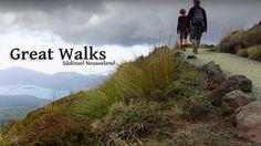 """Die sogenannten neun Great Walks wurden von Neuseelands Naturschutzbund (DOC - Department of Conservation) als """"beste Wanderwege"""" ausgezeichnet. Die meisten dieser ausgewählten Wanderwege sind in drei bis fünf Tagen gut zu bezwingen. Du kannst sie jedoch auch in Teilen bestreiten. Ein gutes Schuhwerk,"""