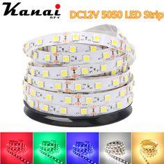 $0.63 (Buy here: https://alitems.com/g/1e8d114494ebda23ff8b16525dc3e8/?i=5&ulp=https%3A%2F%2Fwww.aliexpress.com%2Fitem%2FDC12V-5050-SMD1-2-3-4-5M-RGB-LED-Strip-Light-No-Waterproof-Led-Tape-flexible%2F32726918165.html ) DC12V 5050 SMD1/2/3/4/5M  RGB LED Strip Light No-Waterproof Led Tape flexible Strip Light 60Leds/m Tira Home Decor Lamp Car Lamp for just $0.63