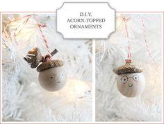 DIY ornaments crafts christmas