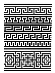 More oriental motifs