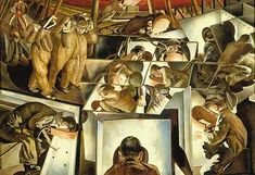 sir stanley spencer paintings - Google Search