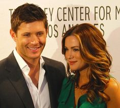 Jensen & Danneel Ackles at the Paley Festival #SupernaturalCast