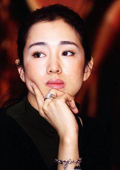Gong Li Brilliant