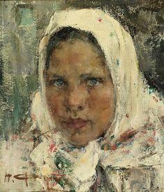 Nicolai Fechin (Russia 1881~1955 USA)