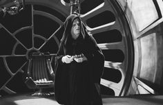 """""""I am looking forward to completing your training. In time, you will call me master."""" ‑ Emperor Palpatine"""