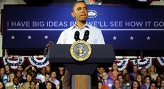 Obama Launches More Realistic 'I Have Big Ideas But We'll See How It Goes' Campaign Slogan
