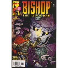 BISHOP: THE LAST X-MAN #7   1999-2001   VOLUME 1   MARVEL   X-Men