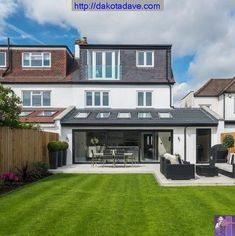 House extension design Adorable 40 Fabulous Modern Garden Designs Ideas For Front Yard and Backyard Garden Room, Kitchen Diner Extension, House Design, House, House Exterior, Modern Garden, House Extension Design, Modern Garden Design, Back Garden Design
