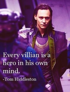 Oh, loki. (Tom hiddleson)