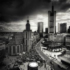 Frankfurt - Against The... by *xMEGALOPOLISx on deviantART