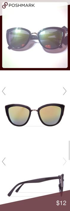 96f4441343 New Rubi sunglasses by cotton on Gigi cat eye New Rubi sunglasses by cotton  on Gigi cat eye Black sunglasses silver rim cute cat eye Category 3 sun ...