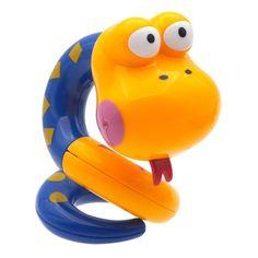 Muñeco de serpiente con sonidos para bebés