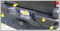 Diamond Plate bumper trim is a great addition to your truck. The diamond-plate pattern gives you a custom look. Five piece kit has trim textured with a diamond plate pattern.