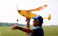 Wakefield, Model Airplanes, Radio Control, Gliders, Aircraft, Band, Free, Vintage, Airplanes