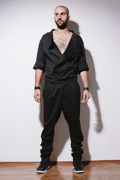 http://www.style.com/trends/fashion/2014/mens-jumpsuit-trend http://www.forever21.com/Product/Product.aspx?BR=21men&Category=mens-sale&ProductID=2000083705&VariantID=