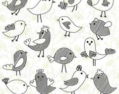 Our Doodle Birds clipart set includes 15 PNG files with transparent backgrounds, 15 JPG files with white backgrounds and 1 Adobe Adobe Illustrator vector file with 15 images. Each image is Alphabet Doodle, Doodle Art, Bird Doodle, Doodle Drawings, Art Clipart, Image Clipart, Vogel Clipart, Doodles Bonitos, Chalkboard Art