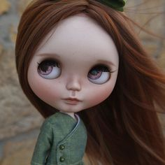 Custom Doll for Adoption by ChantillyLace CHECK HERE https://etsy.me/2uzjUdU . . . #blythe #dollycustom #blythecustom #blythecustomizer #ooakblythe #customblythe #kawaii #doll #artdoll #dollstagram #blythestagram #blythelover #ブライス #blythedoll #customdoll #ooak #ooakdoll