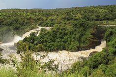 Uganda - Murchison und Uhuru Wasserfälle