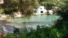 Cala Binisafuller en Sant Lluís, Islas Baleares