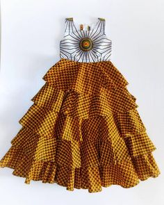 African Dresses For Kids, African Maxi Dresses, Latest African Fashion Dresses, Dresses Kids Girl, African Attire, African Print Fashion, Ankara Dress, Ankara Fashion, Kids Dress Wear