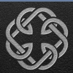 Celtic symbol meaning father & daughter future tattoo I will be getting for in memory of my amazing dad :-) miss you. John Ryan Zimmerman