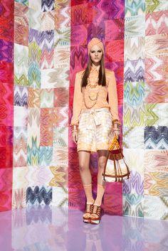 Missoni Resort 2012 Collection Slideshow on Style.com