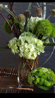 """Awesome """"mens golf style"""" detail is available on our website. Summer Centerpieces, Floral Centerpieces, Centrepieces, Funeral Flowers, Wedding Flowers, Masculine Centerpieces, Table Verte, Modern Flower Arrangements, Memorial Flowers"""
