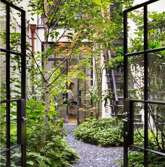 Townhouse in the upper east side of NYC by Rees Roberts.