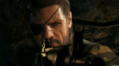 ¡Metal Gear Solid V: The Phantom Pain ya tiene fecha de lanzamiento!