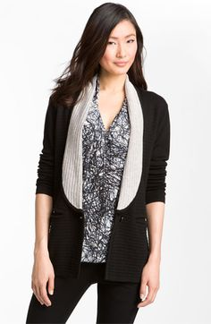 6d6a1ec9b2b95 perfect for the office! Rachel Roy Milano Knit Cardigan available at   Nordstrom Autumn Office