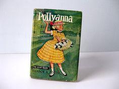 Vintage Pollyanna book 1946 by LookBackVintage on Etsy, $9.00