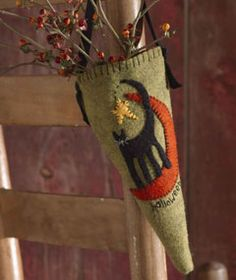 Feeling crafty? Make some Christmas ones