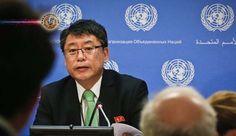Coreia do Norte promete aumentar o poderio militar. O embaixador da Coreia do Norte na ONU disse que Pyongyang continuará aumentando sua força militar, para