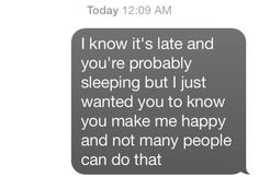 Image about quotes in Text Messages by 𝕰nchanted𝕷ightning Cute Relationship Texts, Cute Relationships, Never Be Alone, Cute Texts, Vash, You Make Me Happy, Ha Sungwoon, Believe, The Villain
