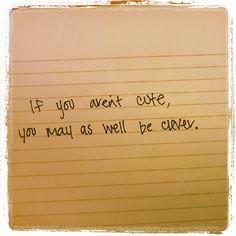 David Sedaris quote. I <3 him.