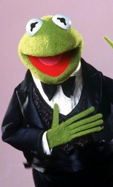 Kermit the Frog - he's a person - right?